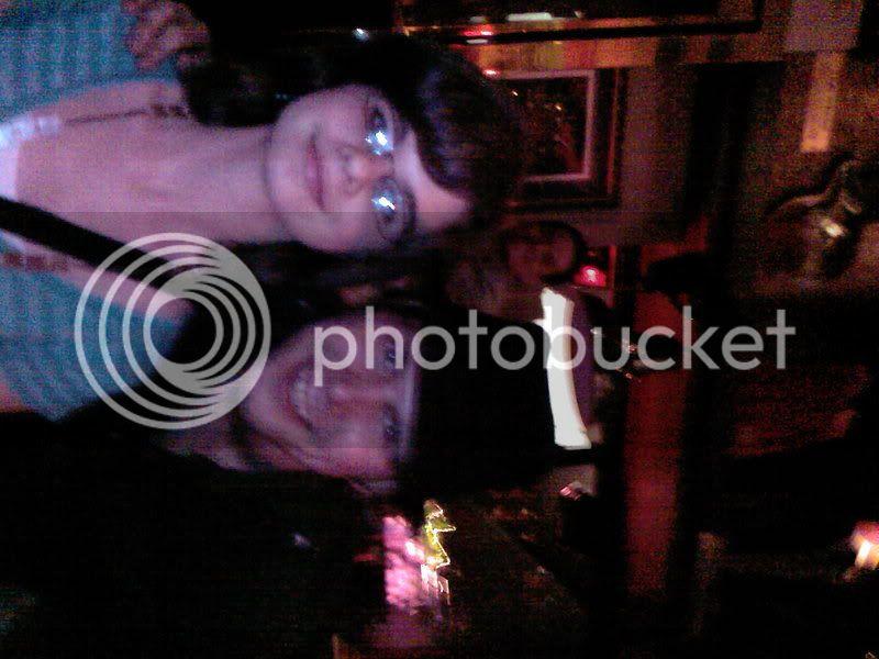 Ghosts @ Hard Rock Cafe, London 17/10/07 Merobbie