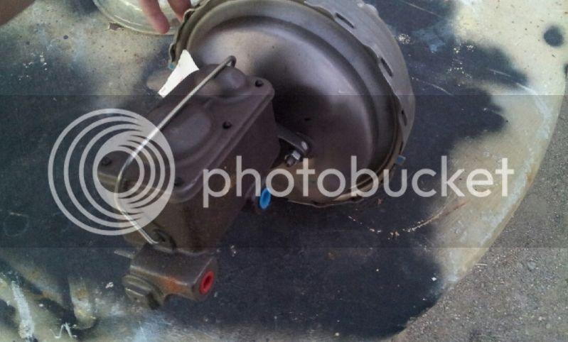 Brake booster rebuild 20140901_190009