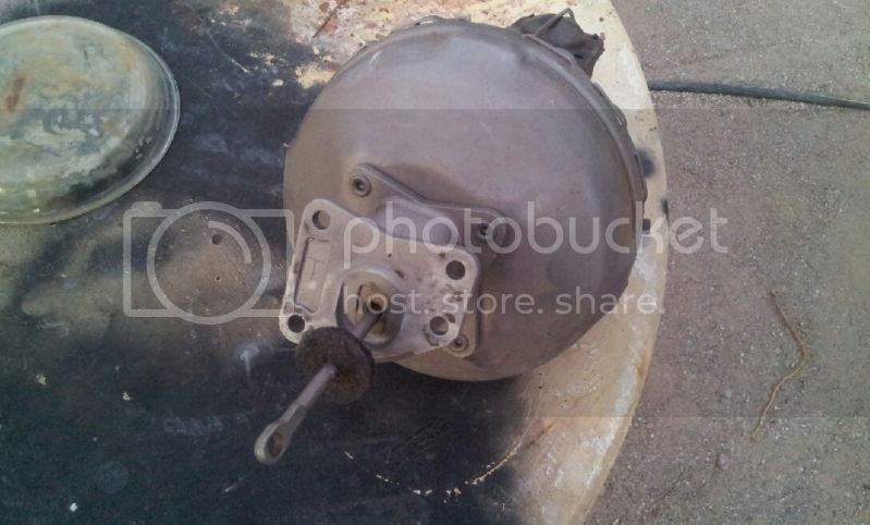 Brake booster rebuild 20140901_190101