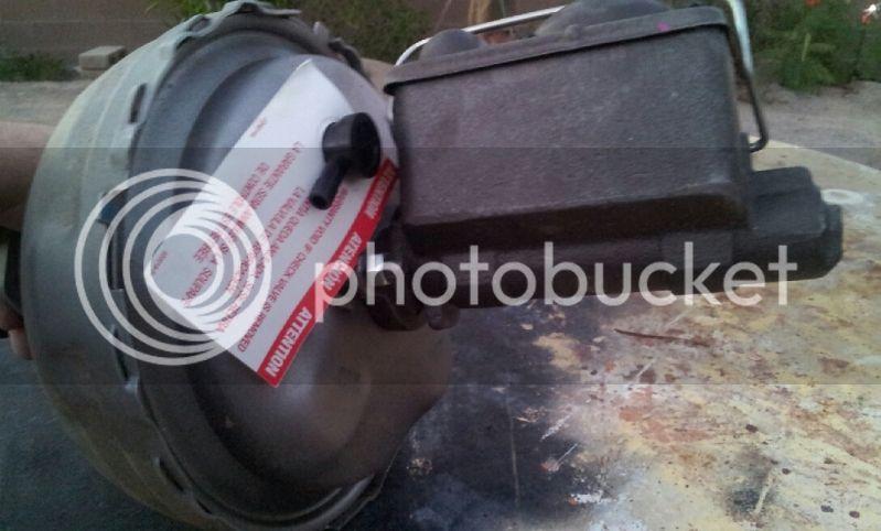 Brake booster rebuild 20140901_190134