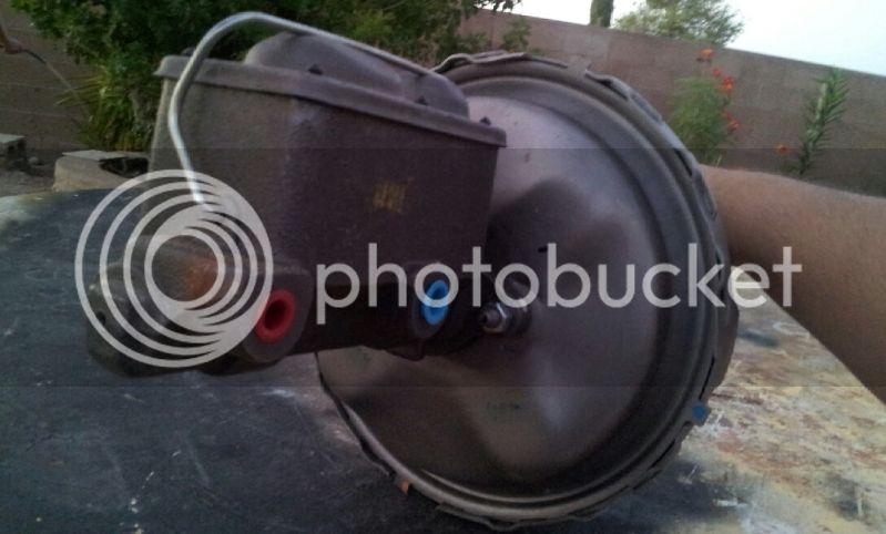 Brake booster rebuild 20140901_190223