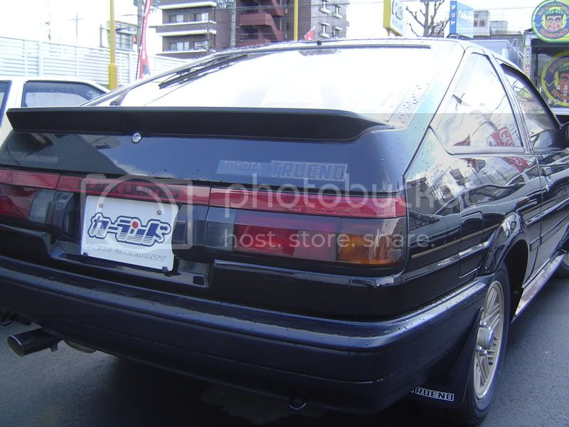 Corolla GT - AE86 - Descriptions, articles & photos... DSC01909