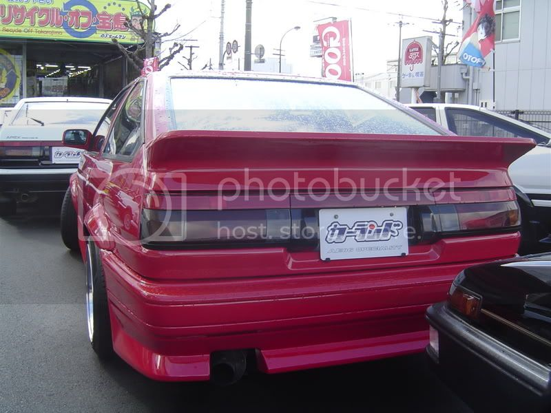 Corolla GT - AE86 - Descriptions, articles & photos... DSC01910