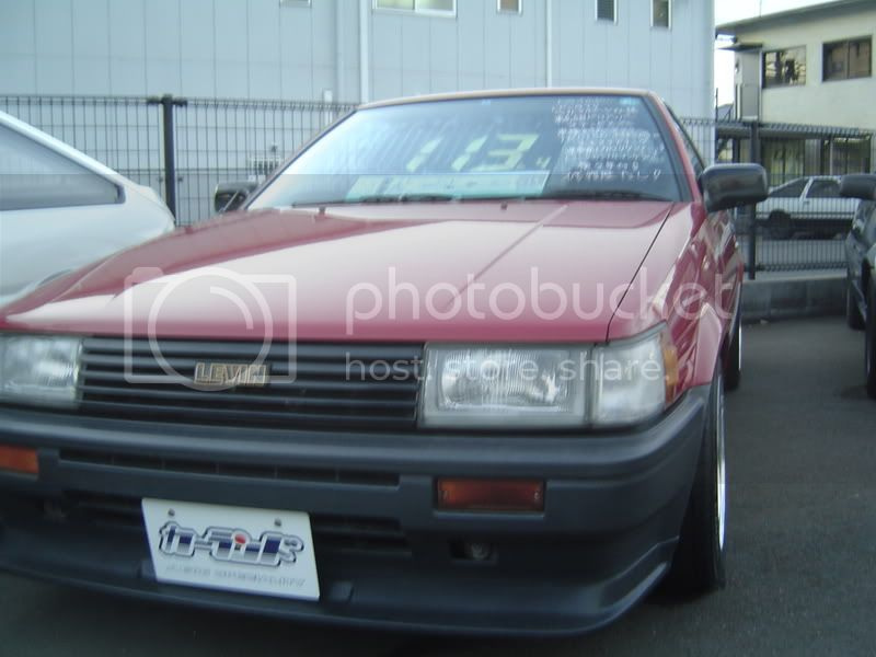 Corolla GT - AE86 - Descriptions, articles & photos... DSC01977
