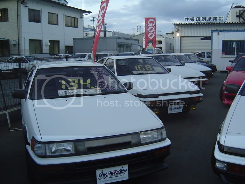 Corolla GT - AE86 - Descriptions, articles & photos... DSC01979