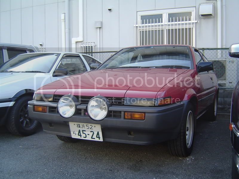 Corolla GT - AE86 - Descriptions, articles & photos... DSC02049