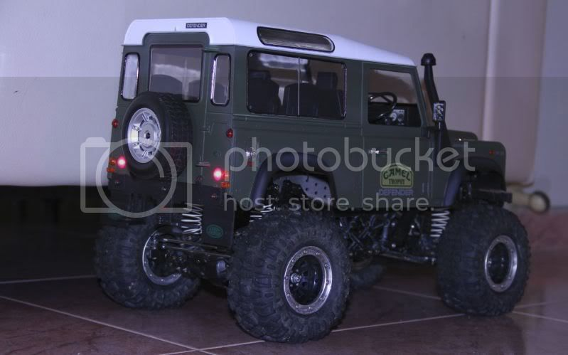 Land Rover Defender D90 photos and details only (picture intensive!) 2969