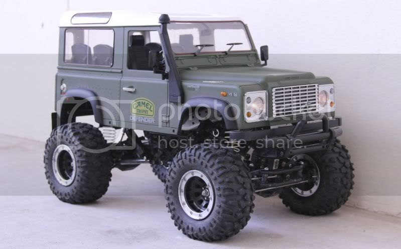 Land Rover Defender D90 photos and details only (picture intensive!) 2978
