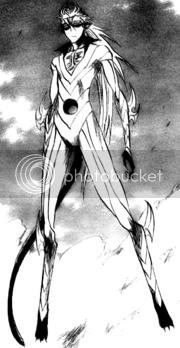 Kuro Motaku (Vizard Creation) GrimmjowPantera