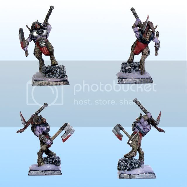 Skavenblight's Cult of the Possessed Warband (18+ ;)) Barbe