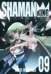Shaman King Kang Zeng Bang 978-4-08-874211-3