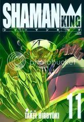 Shaman King Kang Zeng Bang 978-4-08-874213-7