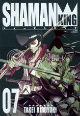 Shaman King Kang Zeng Bang Volume-7-cover