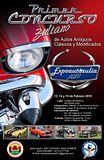 Primer concurso Zuliano de Automóviles Antiguos Clásicos y Modificados EXPOAUTO ZULIA 2010 Th_AFICHE