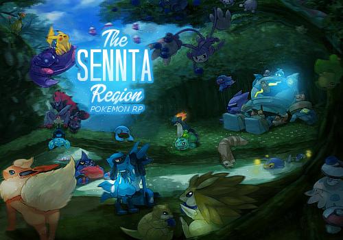 Pokemon RP: Sennta Region