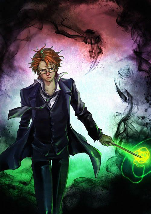 Percy Weasley 809288