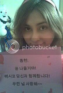 [PROYECTO] APOYEMOS A JONGHYUN!! 2