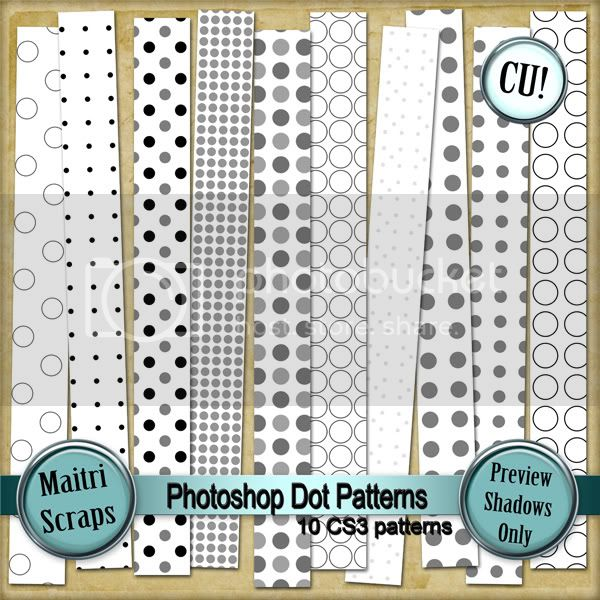CU Dot Patterns for Overlays Maitri_dotpatterns_preview