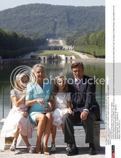 REAL CASA DE BORBON - DOS SICILIAS Newscom-sipaphotosthree648645