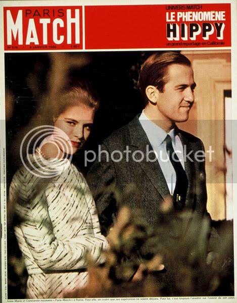 Historia de la Casa Real de Grecia - Página 19 1968