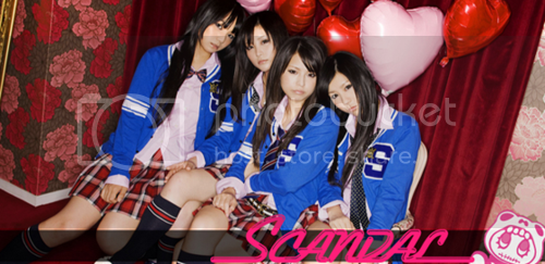 What are you listening to right now? - Page 2 SCANDAL-S