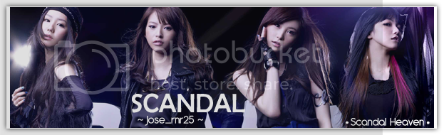 What SCANDAL song/s would you like to play at your funeral? - Page 2 Bannerscandal