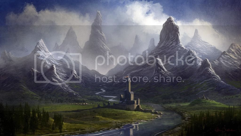 Registro de Mundo Interno y Escenarios de Bankai/Resurrección - Página 5 Wallpaper-paisaje-medieval-montantildeas-valles-digital-art