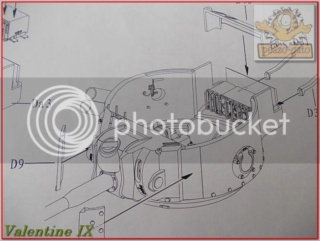 Valentine IX , Gaza 1943 94ordmValentineIXpeazo-gato