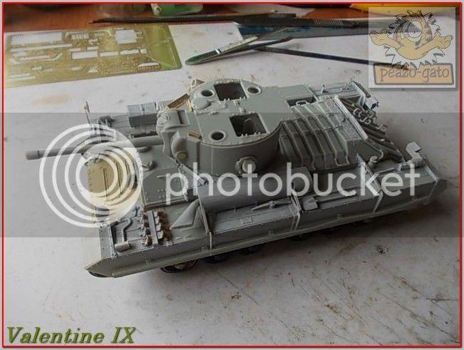 Valentine IX , Gaza 1943 96ordmValentineIXpeazo-gato