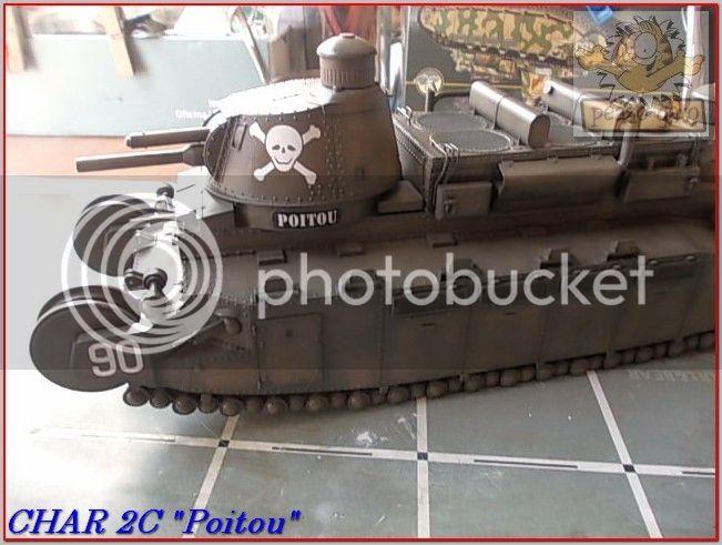 """Char 2C """"Poitou"""", 1939 (terminado 29-05-14) 79ordmChar2CPoitoupeazo-gato"""