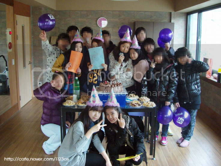 101121 GP Basic's 100th Day Party 1-8