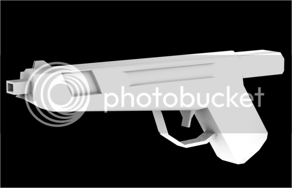 Model and Animation Showcase of 2012 Quickpistol