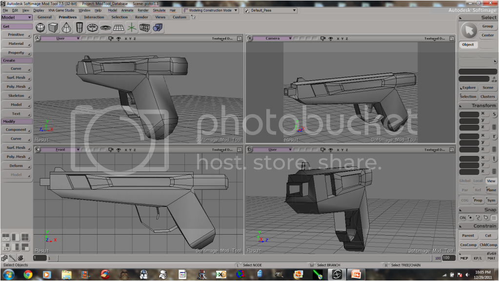Model and Animation Showcase of 2012 Quickpistol_wires