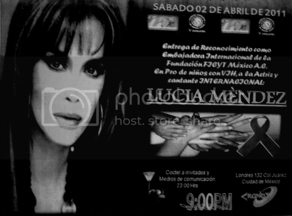 Лусия Мендес/Lucia Mendez 4 - Страница 24 Eventolucia