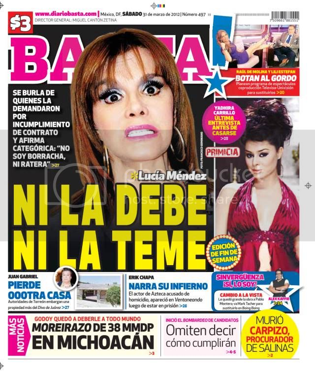 Лусия Мендес/Lucia Mendez 4 - Страница 27 Page0001_i1