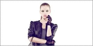 Adèlla Dauphine Helene Gauthier Forbes Barbara_Palvin_for_Blanco_Fall_2010_Lookbook_2
