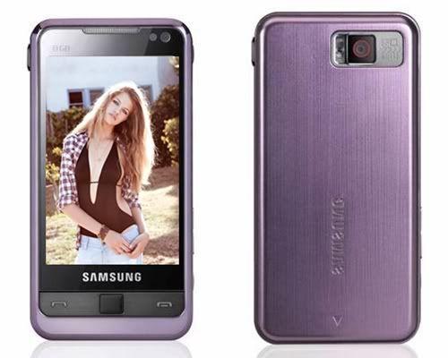 El celular de Lux; & blablabla. Omnia-purple