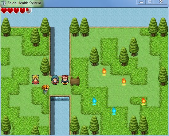 Zelda Hearth System Screenshot01