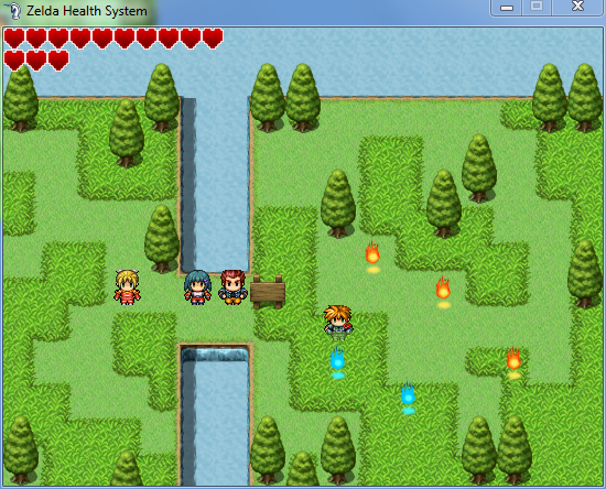 Zelda Hearth System Screenshot02