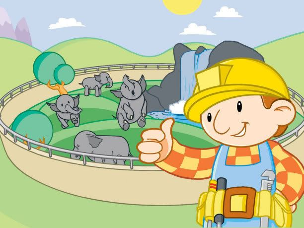 Bob the Builder: Can-Do Zoo (.....) 2gxpnno