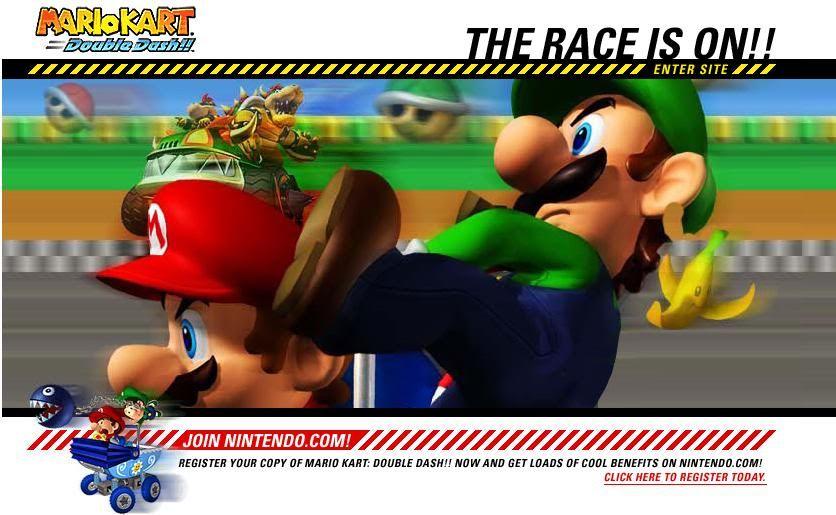 Mario Kart: Double Dash (Full Iso/PC/2010) | 1.17MB MarioKartDoubleDash