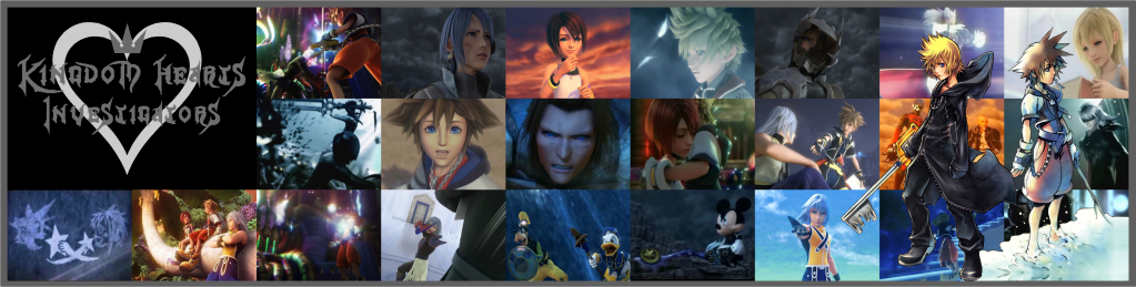 Kingdom Hearts Investigators
