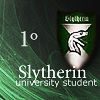 Slytherin 1º