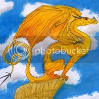 Dragões DragoAmarelo