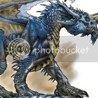 Dragões DragoAzul