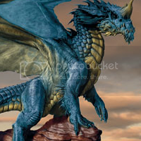 Dragões DragoAzul00