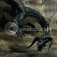 Dragões DragoNegro01