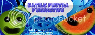Batile Fruta!