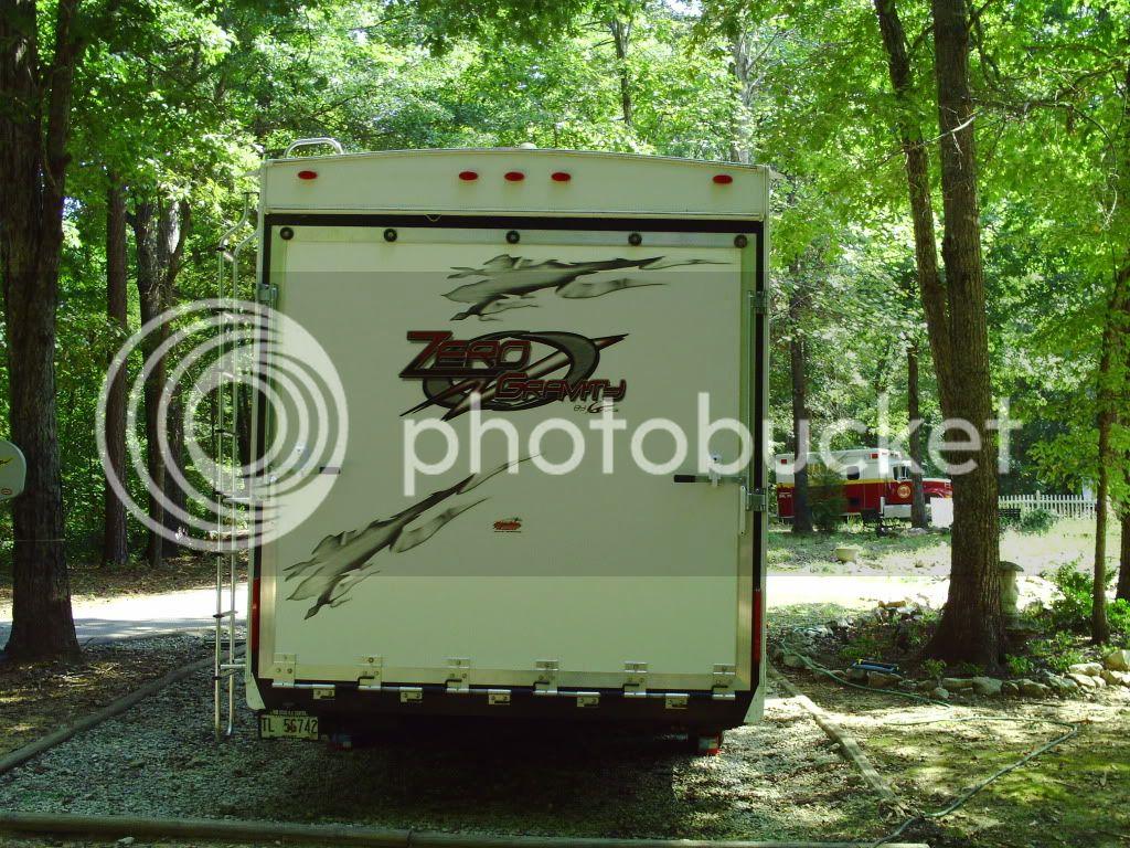 2008 Gulf Stream Zero Gravity Toy Hauler Camper Camper002