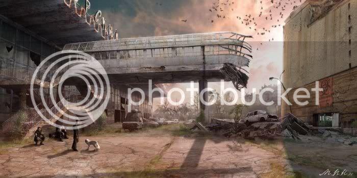 Postapokaliptične Slike Post-apocalypticreality13